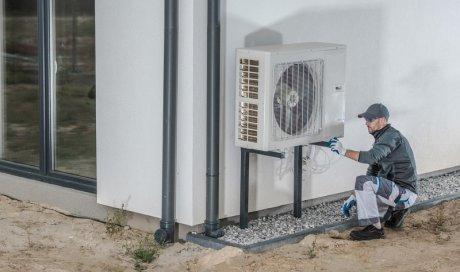 Installation de pompes à chaleur Montbrison