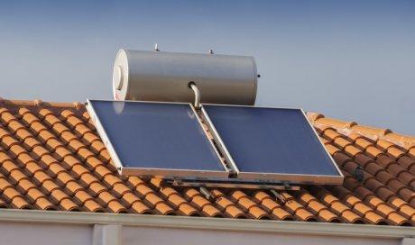 Installation de chauffe-eaux solaires Montbrison